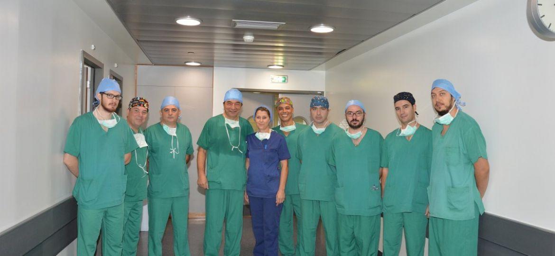 Εκπαίδευση χειρουργών στη λαπαροσκοπική αποκατάσταση βουβωνοκήλης